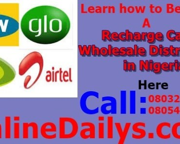 How to Start As a Recharge Card Wholesale Distributor