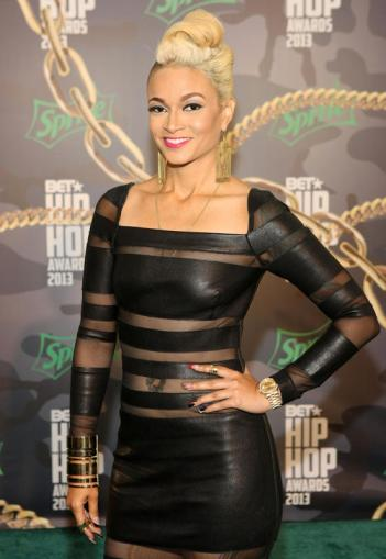 Charli Baltimore Hip-Hop's 20 Most Succesful Female MCs 2014 images