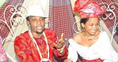 Kcee Reconciles with Wife