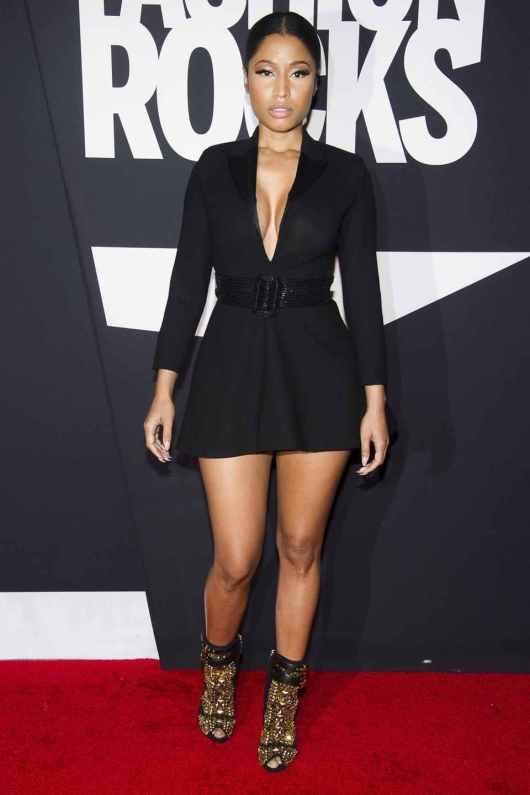 Nicki Minaj new look