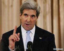 US Secretary of State John Kerry image