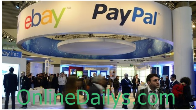 eBay to Split PayPal Business off