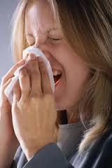 Coughs and Sneezes is sign of Ebola