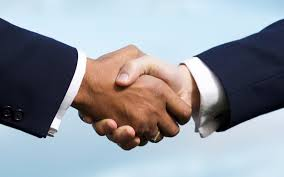 Handshakes is a ebola transmission process