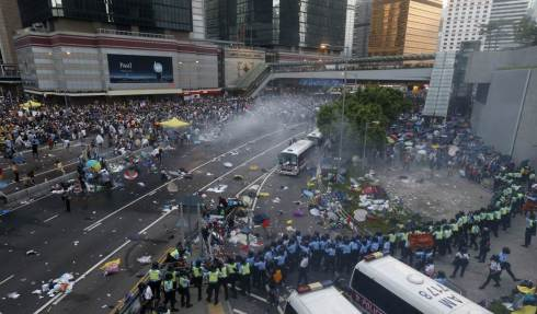 Photos of Hong Kong protests 38