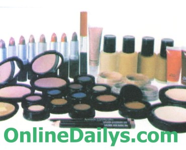 Tools And Materials Used In Makeup Artistry images