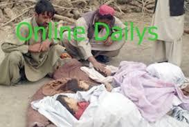 Two children killed