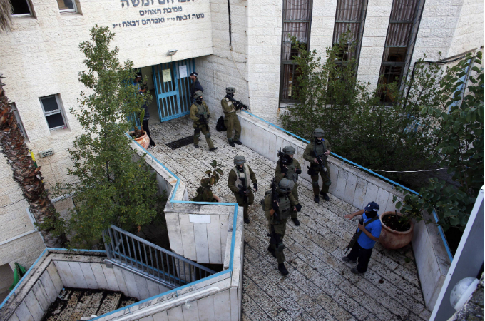 Synagogue Attack Killed 4 Israelis, 2 Palestinian in West Jerusalem