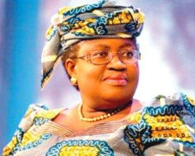 Minister of Finance, Dr Ngozi Okonjo-Iweala