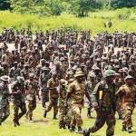 203 Nigerian soldiers dismissed after secret night trial