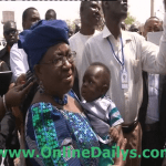 Doctor Ngozi Okonjo-iweala talks about Safe School Initiative
