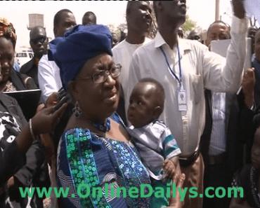 Doctor Ngozi Okonjo-iweala