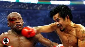 Floyd Mayweather vs Manny Qacquiao