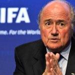Sepp Blatter announces his resignation as FIFA President