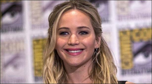 Jennifer Lawrence Ranks World's Highest Paid Actresses