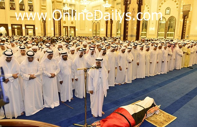 Prince Of Dubai Death