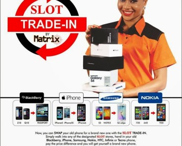 SLOT Phone Swap 2015 Promo