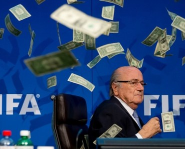 Sepp Blatter is been questioned over criminal offense