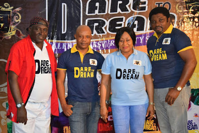 Dare To Dream Talent Quest and Reality Show 2015