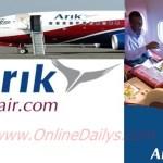 Apply Arik Air Job Vacancies at Abuja & Lagos – Arikair.com