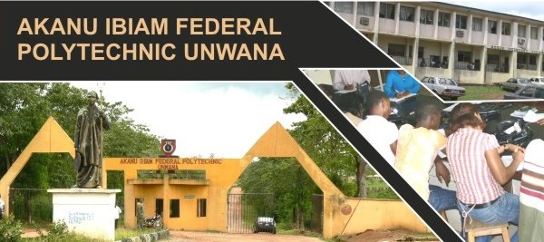 uwana poly Akanu Ibiam Federal Polytechnic