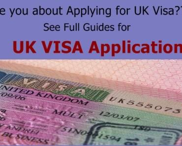 Apply for UK Visa