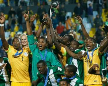 Nigeria Golden Eaglets Wins FIFA U-17 World Cup 2015