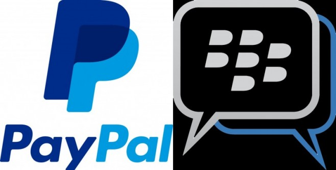 Ico - Send and Receive Money on BBM with PayPal
