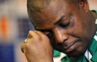 Stephen Keshi loses wife