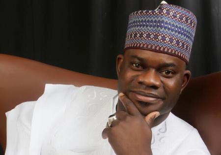Yahaya Bello new Kogi Governor-Elect