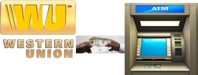 How To Receive Western Union funds via GTBank ATM - ONLINE