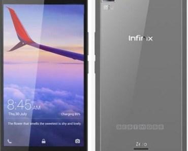 Image of Infinix ZERO 3 specifications