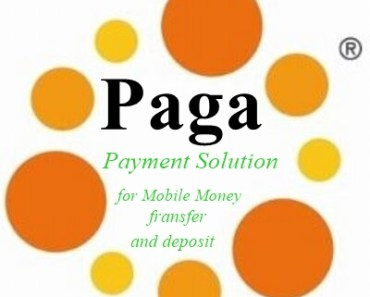 MyPaga Account Sign Up
