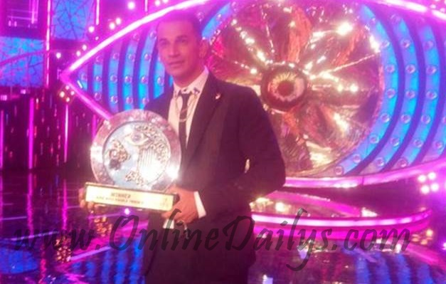 Prince Narula Wins Bigg Boss 9 2016 reality tv winner