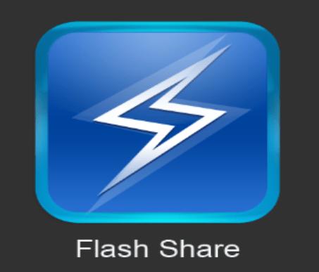 Flash Share logo