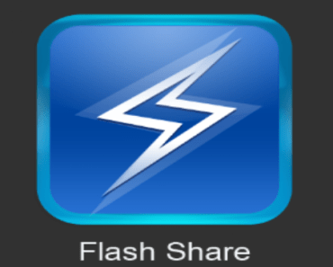 Flash Share logo