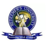 Redeemers University Post UTME form 2016 is out