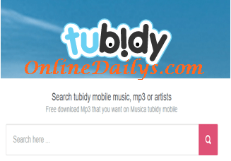 Download Tubidy Free MP3 Songs