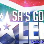 2016 South Africa's Got Talent Audition Online Registration in progress