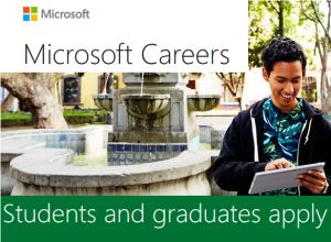 Apply Microsoft Career Internships