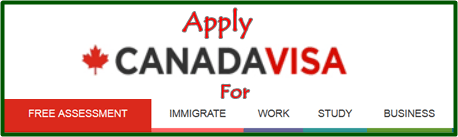 Canada Visa Online Application Form for Students, Working Class, Business