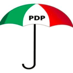PDP's New Slogan logo