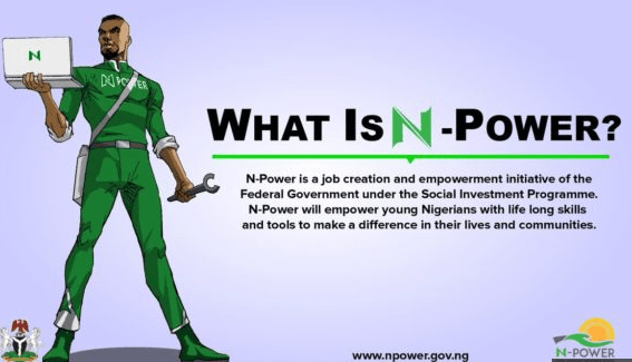About N-Power Job Creation, www npower gov ng, How to Apply