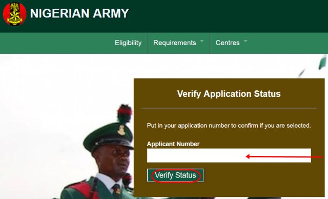Nigerian Army 2016 Final List Of Successful Candidates