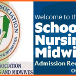 Admission Requirements for School of Nursing & Midwifery in Nigeria