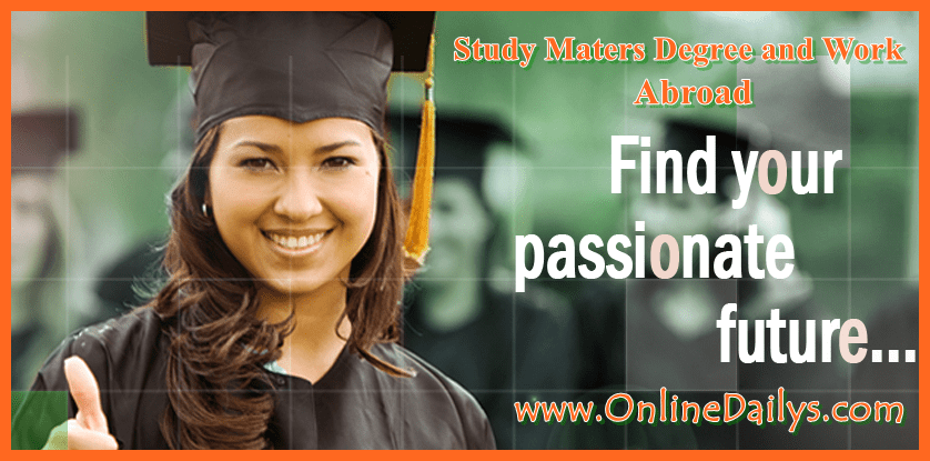 Study Maters Degree and Work in Portugal