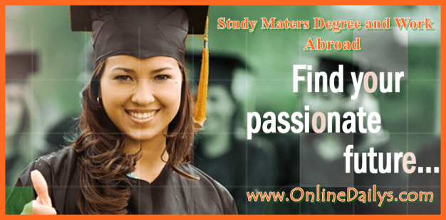 Study Masters Degree and Work in Portugal