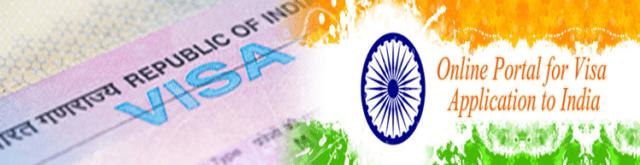 Indian Visa Online Application Link