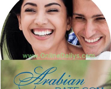 Arabian Dating Site Sign Up logo
