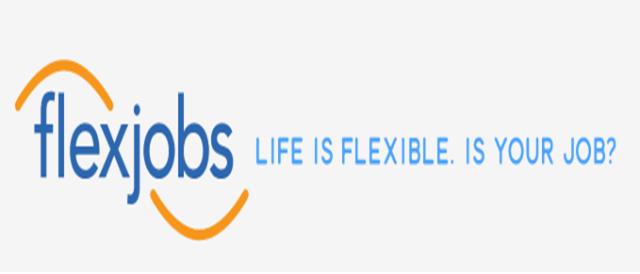 FlexJobs.com Sign Up for New Job Alert